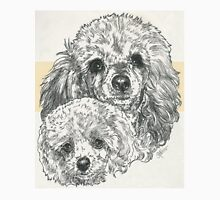 Poodle Father & Son (toy) Unisex T-Shirt