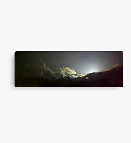 Mountainscape Canvas Print
