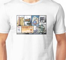 ANCHORAGE, AK iconic Unisex T-Shirt