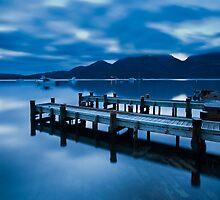 The Hazards, Coles Bay, Tasmania by Matthew Stewart