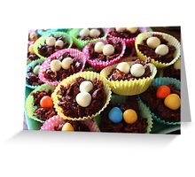 Cornflake Cakes Greeting Card