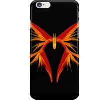 Burning Butterfly iPhone Case/Skin