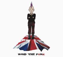 MIND THE PUNK (London Calling) by eleni dreamel