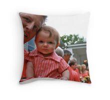 Ring-Bearer Throw Pillow