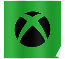 Xbox One Logo Products Poster