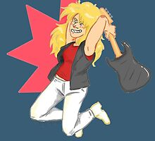 Are You Ready to Rock by MadebyToast