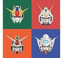 Gundam Poster Series Photographic Print