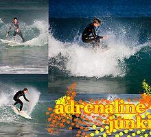 Adrenaline Junkies by reflector