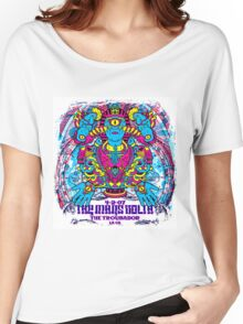 Wise Enlightened Mars Volta BRIGHT Women's Relaxed Fit T-Shirt