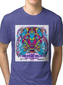 Wise Enlightened Mars Volta BRIGHT Tri-blend T-Shirt