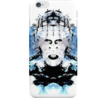 Rorschach Pinhead (Hellraiser) iPhone Case/Skin