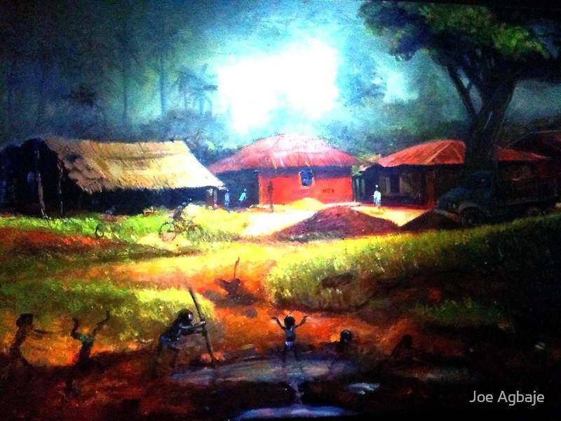 Childs Play by Joe Agbaje