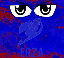 Erza Scarlet by xbritt1001x