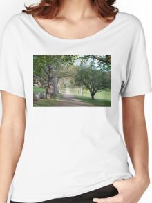 port arthur - these days anyone can leave Women's Relaxed Fit T-Shirt