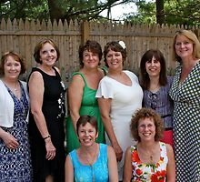 Life Long Friends of the Bride by Jessica Perry  George