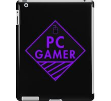 Pc Gaming (purple) iPad Case/Skin