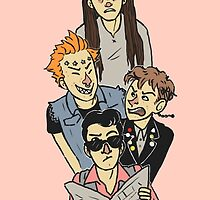 The Young Ones by MadebyToast