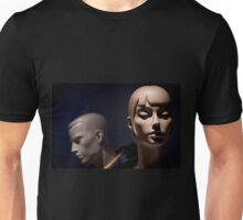 Mannequins men and woman Unisex T-Shirt