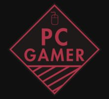 Pc Gaming (Red-Pink) by xtrolix
