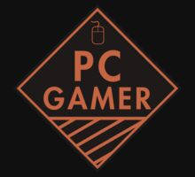 Pc Gaming (Orange) by xtrolix