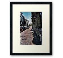 _0a_0085 _dabnotu _2010-11-03 _IOGraphica - 19.7 minutes (from 9-24 to 9-44) _GIMP Framed Print