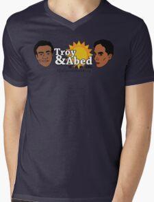 The Real Morning Talkshow Mens V-Neck T-Shirt