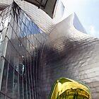 Guggenheim Abstract by John Gaffen