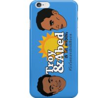The Real Morning Talkshow iPhone Case/Skin