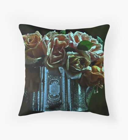 """ Once Upon a Time...."" Throw Pillow"