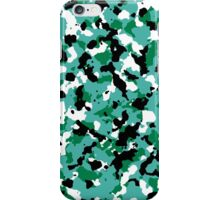 Camo Version 4 iPhone Case/Skin