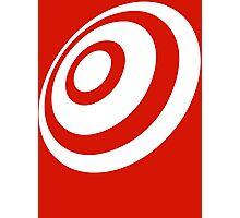 Bullseye! Photographic Print