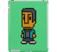 8-Bit Abed Nadir iPad Case/Skin