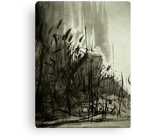 gorge forest.... Canvas Print