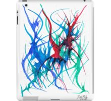 Winter Dancers iPad Case/Skin
