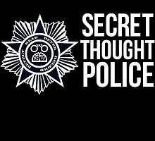 Secret Thought Police by dtkindling