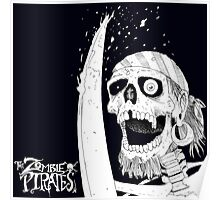 The Zombie Pirates! Poster