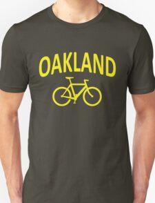 I Bike Oakland, California T-Shirt