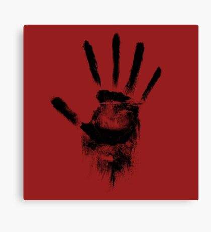 ES: The Dark Brotherhood Canvas Print