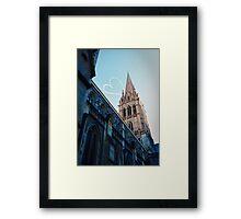 Love from Melbourne Framed Print