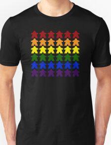 Gay Pride (Meeple Edition) T-Shirt