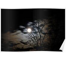 Full moon 1 Poster