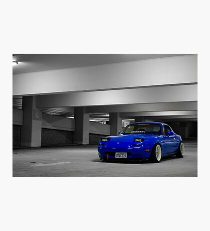 Mazda Miata Photographic Print