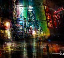 Blade Runner Blues by virnesat