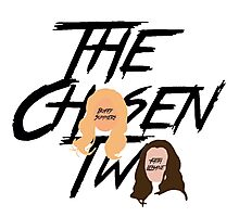 The Chosen Two Photographic Print