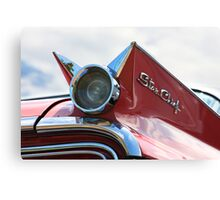 Star Chief Canvas Print
