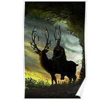 Stag Lord Poster