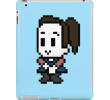 8-Bit Annie Edison  iPad Case/Skin
