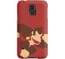Donkey Kong w/ Color Tie Samsung Galaxy Case/Skin