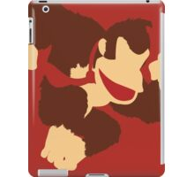 Donkey Kong w/ Color Tie iPad Case/Skin