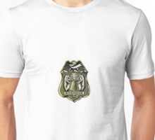 Riverside Police Unisex T-Shirt
